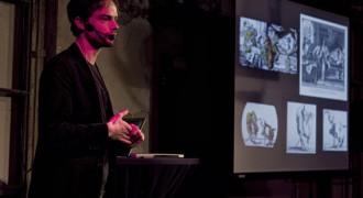 Tristan Mostert over De geschiedenis van de Toverlantaarn